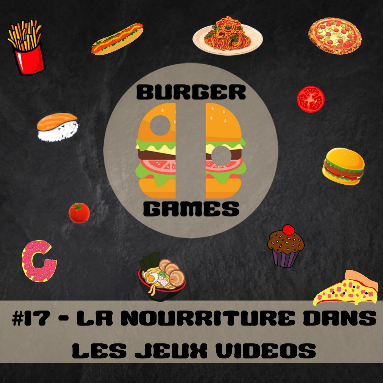 #17 La nourriture dans les jeux vidéos
