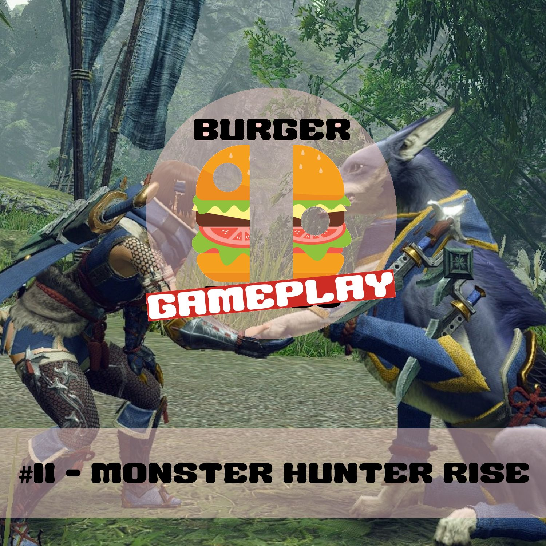 #11 - Monster Hunter Rise