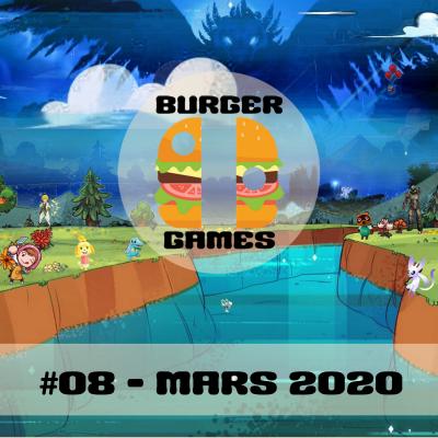 #08 - Mars 2020