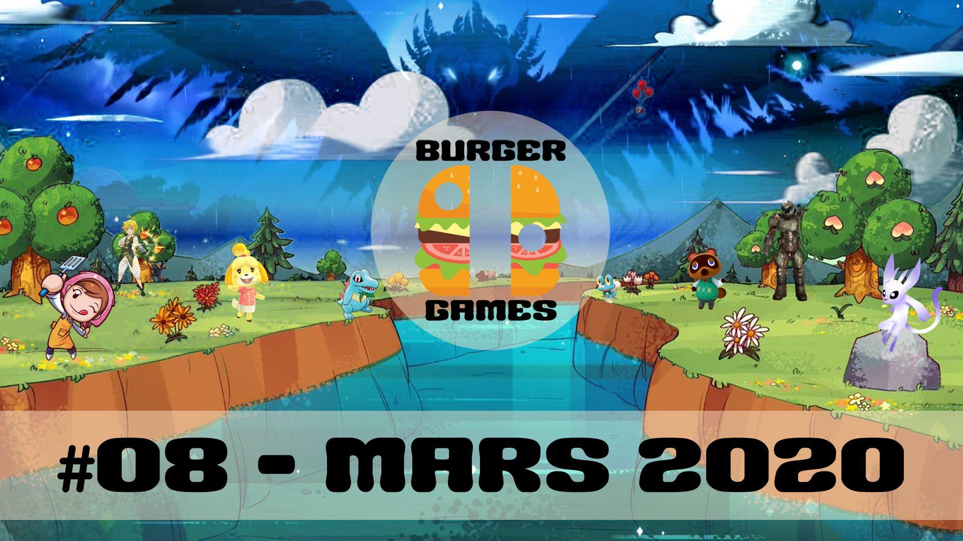 Burger Games - 08