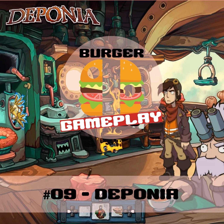 #09 - Deponia